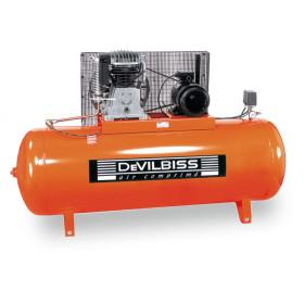 Compresseur d'air marche lente 5,5 Cv 270L DEVILBISS