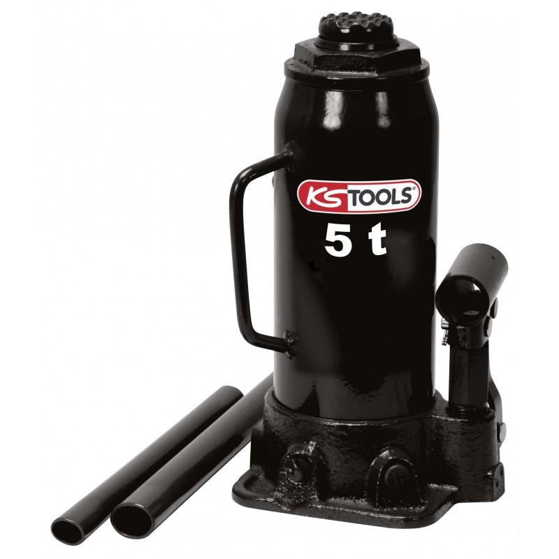 Cric bouteille capacité 5T KS TOOLS