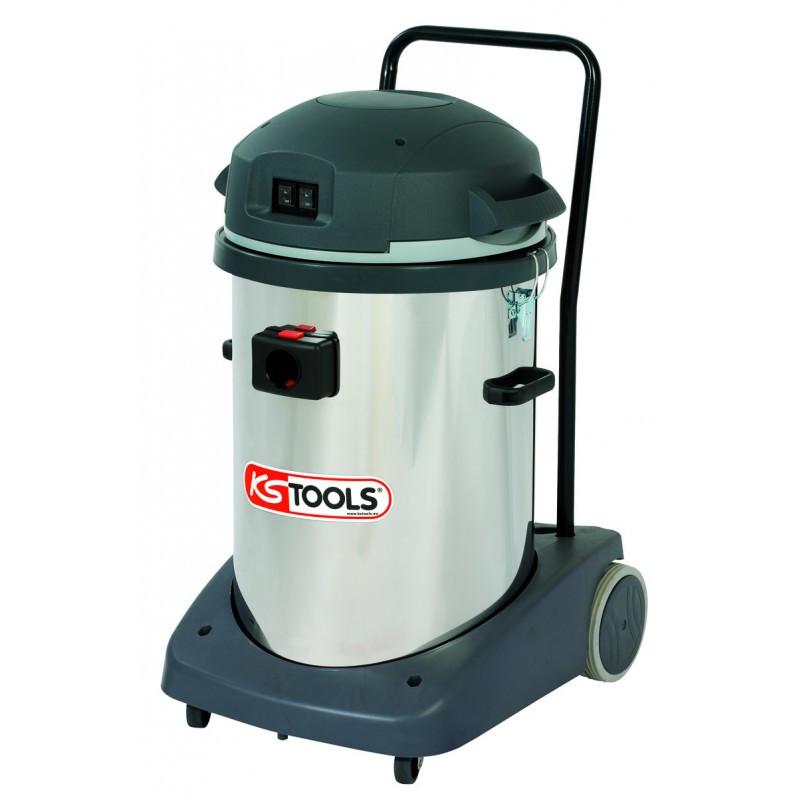 Aspirateur eau et poussière 78L KS TOOLS