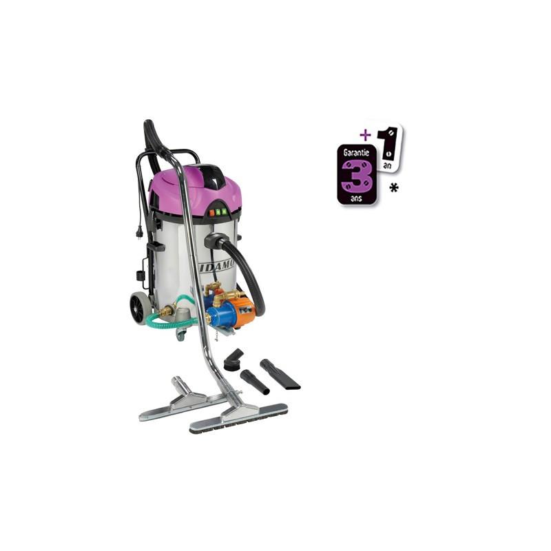 Aspirateur industriel avec pompe de refoulement JET60IRE SIDAMO