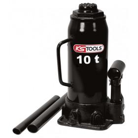 Cric bouteille capacité 10T KS TOOLS