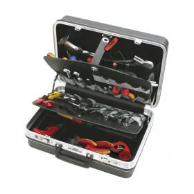 Malette 103 outils pour sanitaire-chauffage KS TOOLS