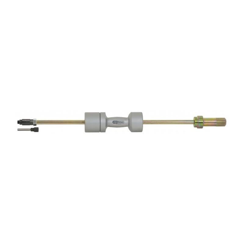 Masse à inertie pour injecteurs et adaptateurs KS TOOLS