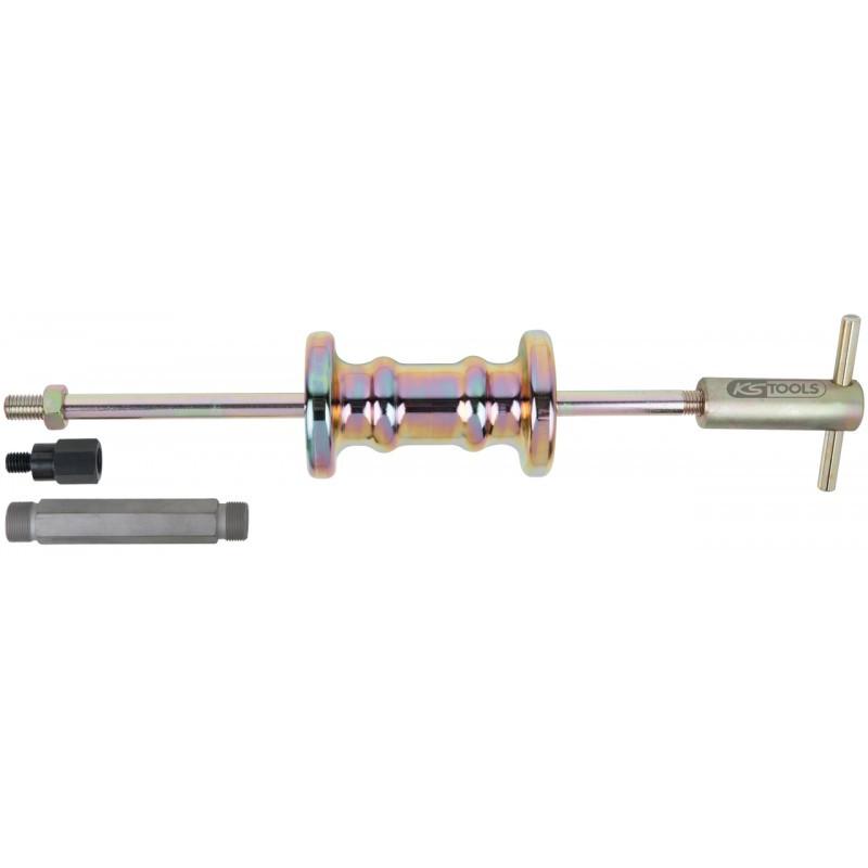 Kit d'extraction par inertie pour chambre de précombustion KS TOOLS