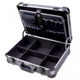 Coffret d'outils en bois et feuille aluminium KRAFTWERK JUNIOR