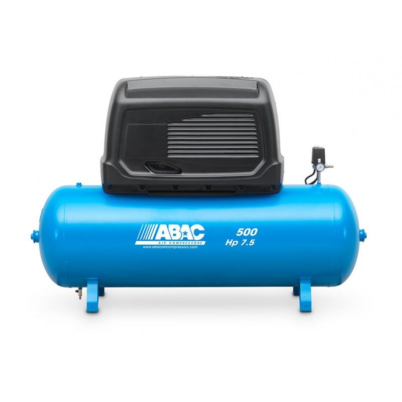 Compresseur d'air 500 L  7.5 cv ABAC