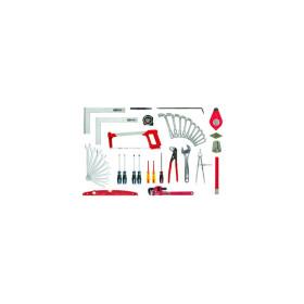 Composition d'outils pour monteur chaudronnier 42 pièces KS TOOLS