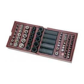 Coquille de outils spéc. 71 Pièces COMPLETO KRAFTWERK