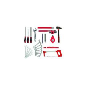 Composition d'outils pour tuyauteur 28 pièces KS TOOLS