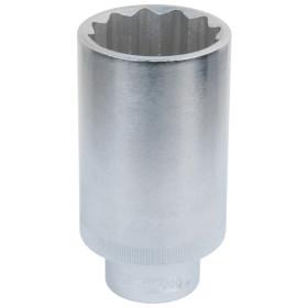 """Douille longue 12 pans 1/2"""" 36 mm KS TOOLS"""