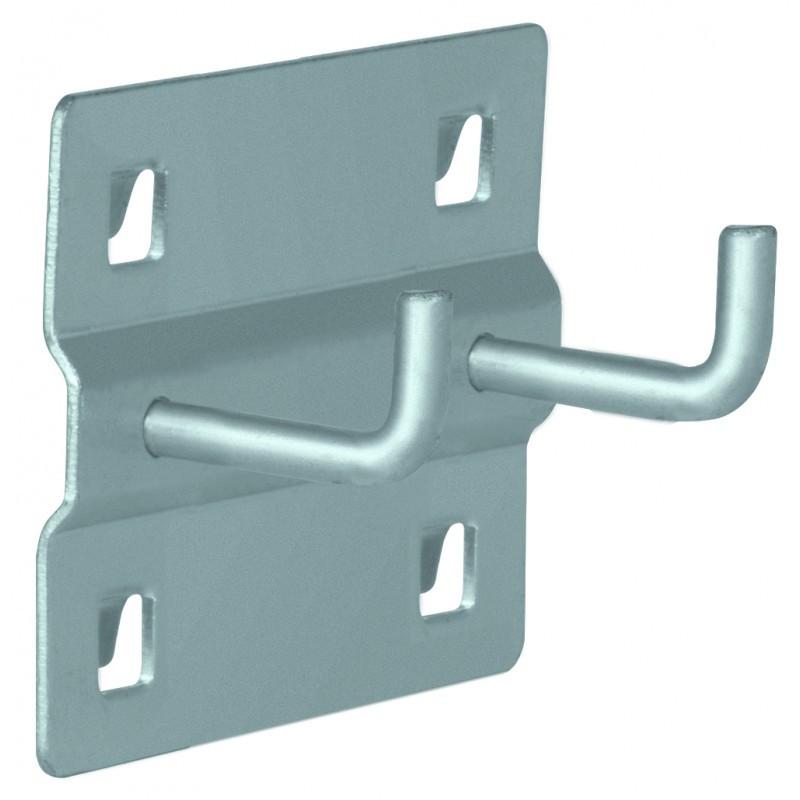 Crochet double à pointe coudée L35 mm KRAFTWERK