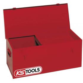 Coffres de chantier avec plateau KS TOOLS