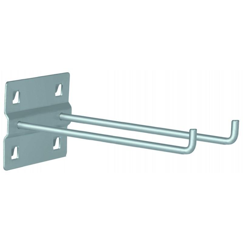 Crochet double à pointe coudée L150 mm KRAFTWERK