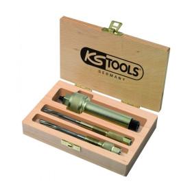 Kit de nettoyage pour siège de bougies Préchauffage KS TOOLS