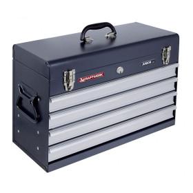 Coffret à outils 4 tiroirs avec compartiment supérieur KRAFTWERK