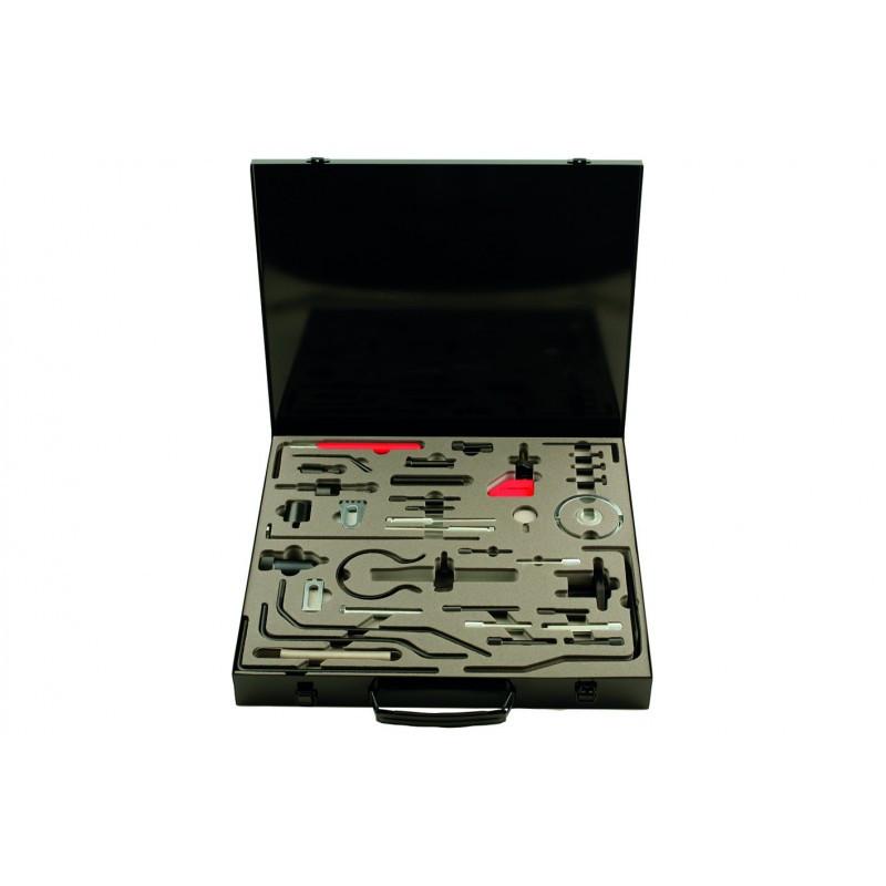 Coffret d'outils de calage PSA 44 pièces KS TOOLS
