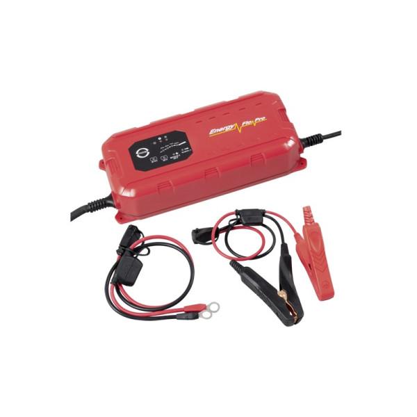 Chargeur batterie intelligent 12V/24V 25A KRAFTWERK