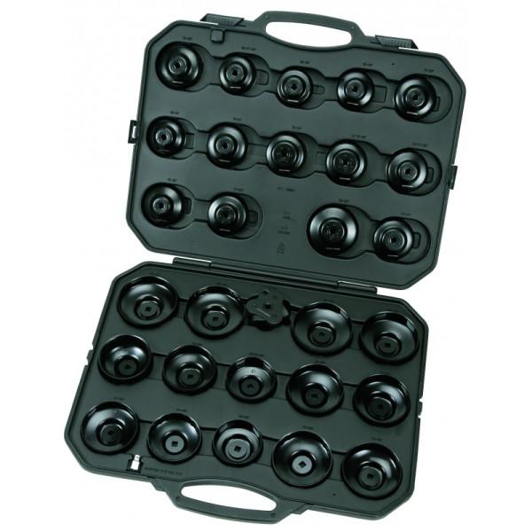 Coffret 30 Pièces Cloches pour filtre à huile KRAFTWERK