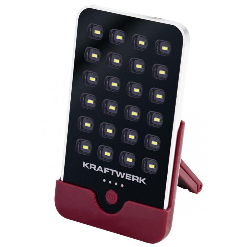 Lampe de poche 24 SMD-LED KRAFTWERK