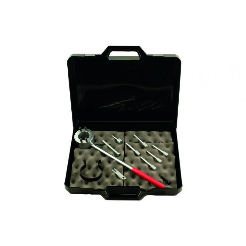 Coffret d'outils de calage pour les moteurs 3.0 litre V6 24v Renault KS TOOLS
