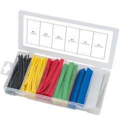 Assortiment de gaines thermo-rétractables KS TOOLS