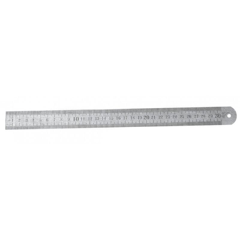 Réglet en acier 300 mm KRAFTWERK