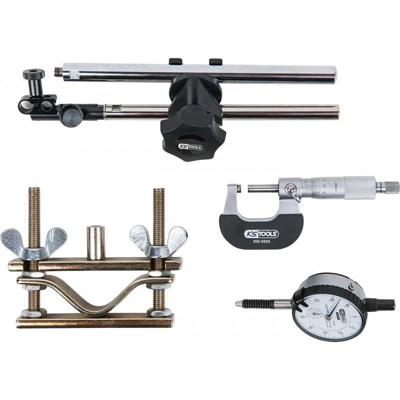 Coffret d'outils de mesure pour disque de frein KS TOOLS