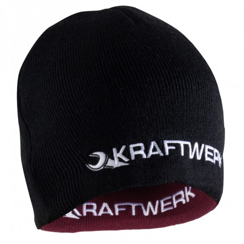 Bonnet en mailles KRAFTWERK