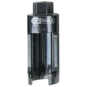 """Douille 27 mm 1/2"""" pour injecteur KS TOOLS"""