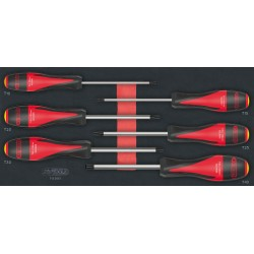 Module de tournevis ULTIMATE TORX, 6 pièces KS TOOLS