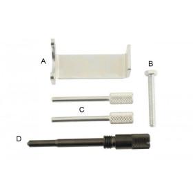 Jeu d'outils de calage Honda 1.6-3.0 SOHC KS TOOLS