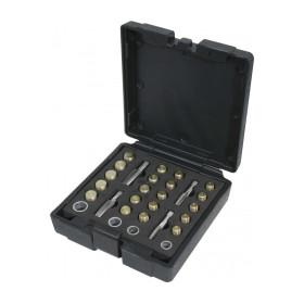 Module 64 pièces de réparation des vis de carter KS TOOLS