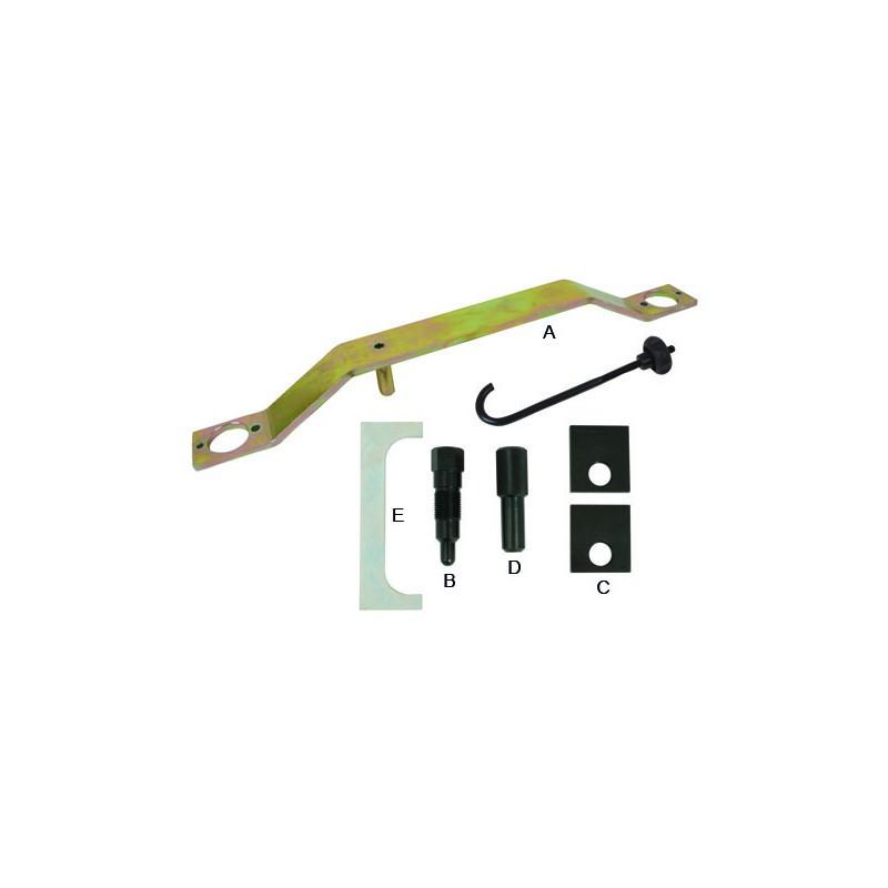 Jeu d'outils de calage - Audi 6 pièces KS TOOLS