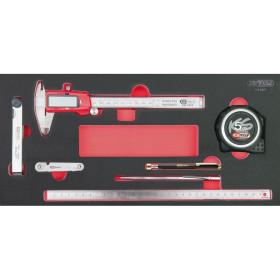 Module d'outils de mesure, 7 pièces KS TOOLS