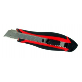 Cutter universel à lame sécable 18mm + chargeur KS TOOLS