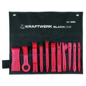 Jeu d'outils démontage des garnitures de portières KRAFTWERK