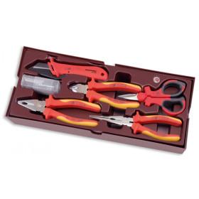 Coquille de pinces et outils de coupe isolés KRAFTWERK