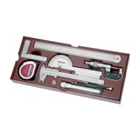 Coquille 9 Pièces d'outils de Mesure COMPLETO KRAFTWERK