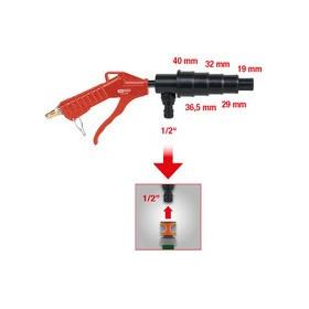 Pistolet de rinçage du système de refroidissement KS TOOLS
