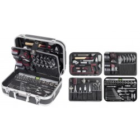 Malette d'outils en ABS B100 169 pcs KRAFTWERK