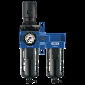 ALTO 3 - Ensemble micro-filtre avec régulateur et manomètre