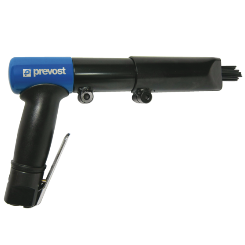 Dérouilleur revolver à aiguilles Prevost