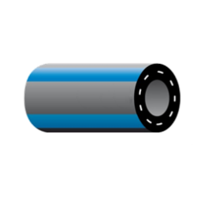 Tuyau d'air en caoutchouc AIRCA diamètre int 10 mm Prevost longueur au choix