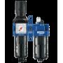 ALTO 2 - Filtre régulateur lubrificateur 2 blocs avec manomètre et fixation-KTB SM2-Prevost
