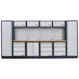 MOBILIO mobilier d'atelier 6 éléments KRAFTWERK
