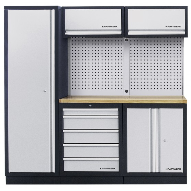 MOBILIO mobilier d'atelier 3 éléments KRAFTWERK