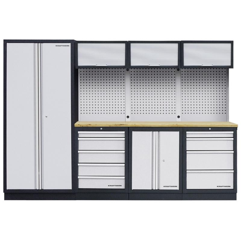 Mobilier d'atelier modulaire MOBILIO 4 éléments KRAFTWERK
