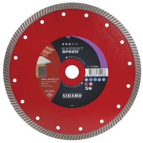 Disque Diamant à segment 230 mm EXPERT SPEED SIDAMO