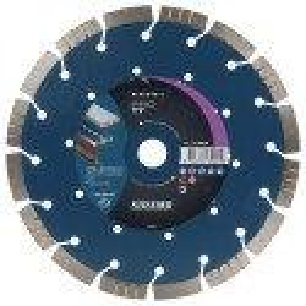 Disque Diamant 230 mm à segment PRO TT Tronçonnage Béton/Acier/Granit/Asphalte/Fonte SIDAMO