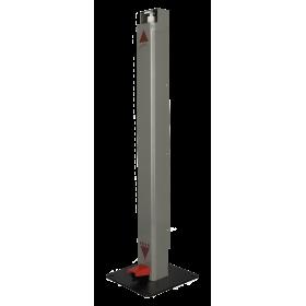 Distributeur de gel hydroalcoolique pour bidon de 1L